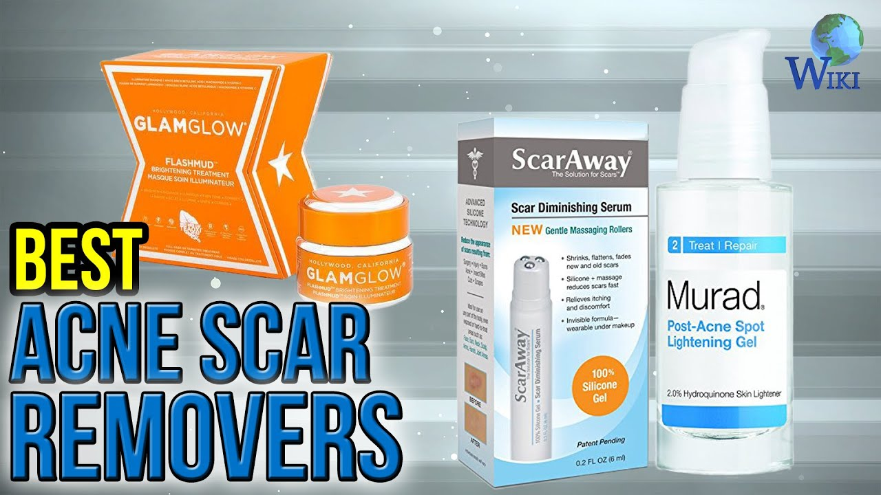 10 Best Acne Scar Removers 2017 Youtube