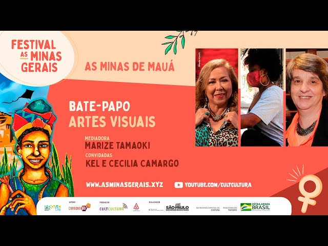 ARTES VISUAIS EM MAUÁ | Festival As Minas Gerais