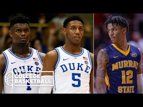 Will Zion Williamson be followed by Ja Morant & RJ Barrett in the 2019 NBA draft? | College GameDay thumbnail