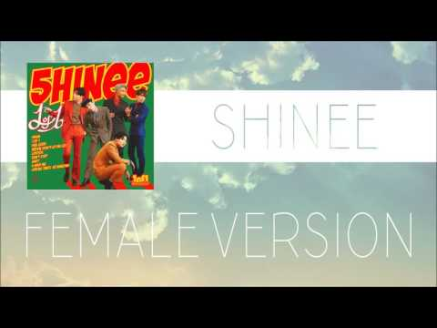 SHINee - Don`t Stop [FEMALE VERSION]