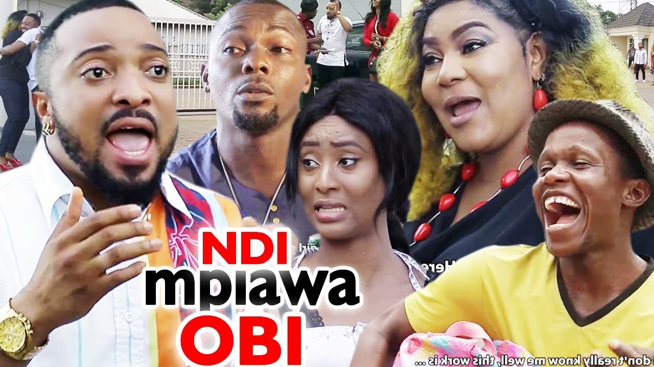 Download NDI MPIAWA OBI Season 1&2 - 2019 Latest Nigerian Nollywood Igbo Movie Full HD