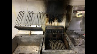 동절기 주의해야 할  튀김기 화재 사고