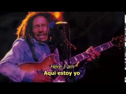 Sun is shinning - Bob Marley (LYRICS/LETRA) (Reggae)