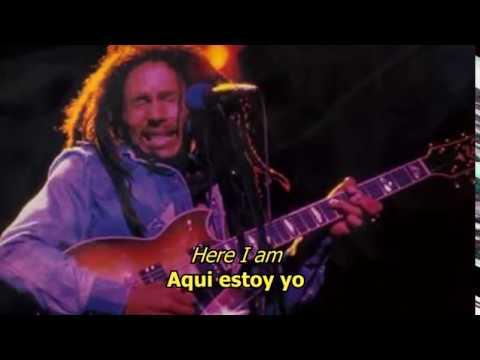 Sun is shinning  Bob Marley LYRICSLETRA Reggae