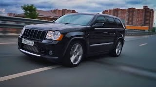 1000+ л.с. Jeep SRT8 Twin Turbo. 3000 км на мотоцикле