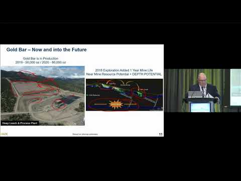 McEwen Mining Annual General Meeting – Technical Session - May 2019