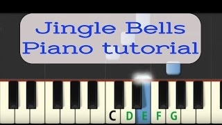 Easy Piano Tutorial: Jingle Bells