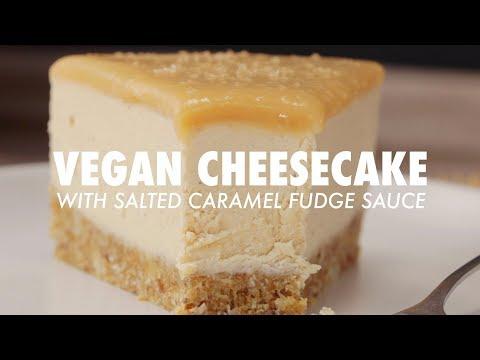 Vegan Cheesecake – Loving It Vegan