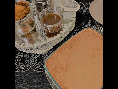 recette-facile-et-comment-faire-un-tiramisu-traditionnel-facile-👍كيفية-تحضير-تيراميسو-😍