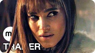 HOTEL ARTEMIS Alle Clips & Trailer Deutsch German (2018)