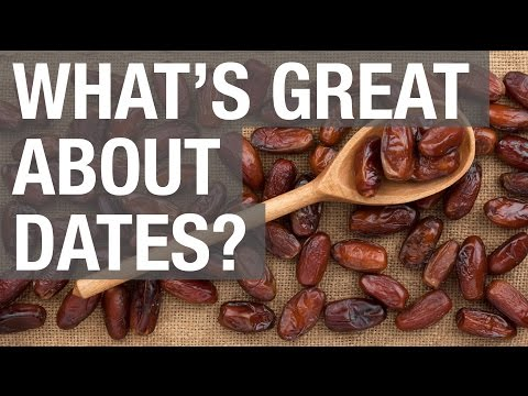 Whats Great about Dates?
