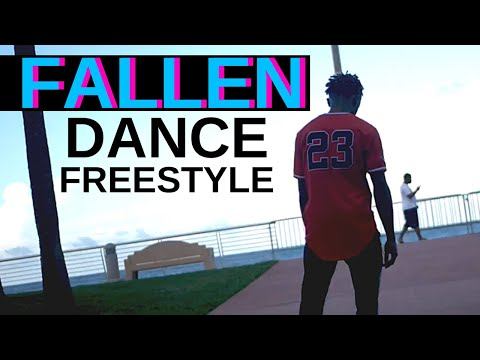 Jaden Smith - Fallen (Dance Freestyle by Diavion) #TheVative