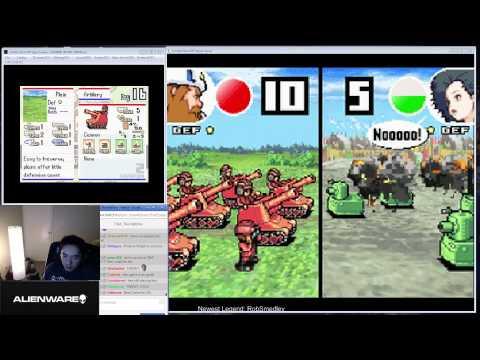 Advance Wars: Dual Strike stream