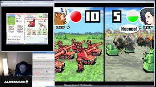 Advance Wars: Dual Strike stream