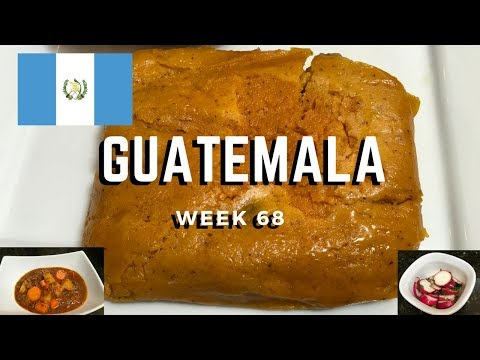 Second Spin, Country 68: Guatemala [International Food]