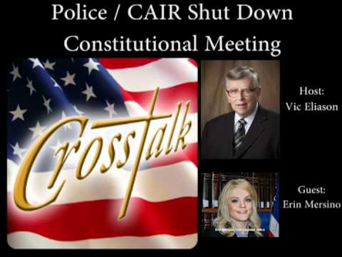 Police / CAIR Shut Down Constitutional Meeting