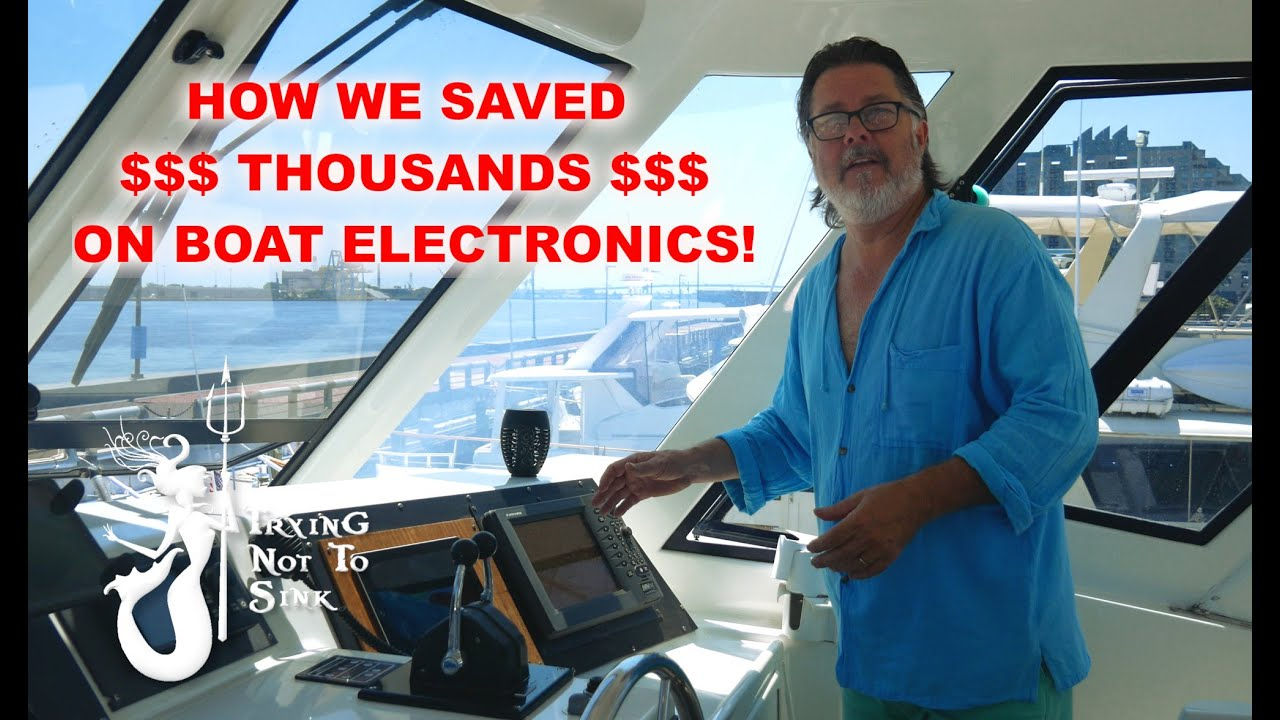 Save $$$ Thousands on Boat Electronics!