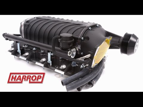 Repeat Harrop Supercharged VF Commodore SS V dyno tune