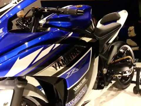 New 2014 Yamaha R25 250cc