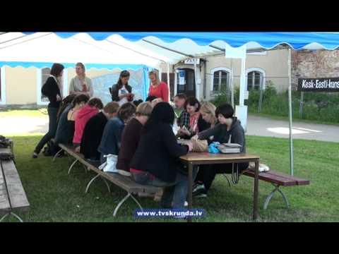 Viduskurzemes  rokdarbi Igaunijā