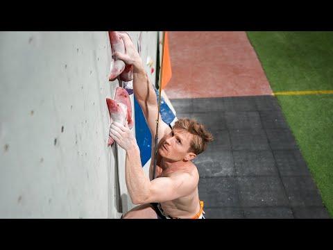 Former Pro Climber