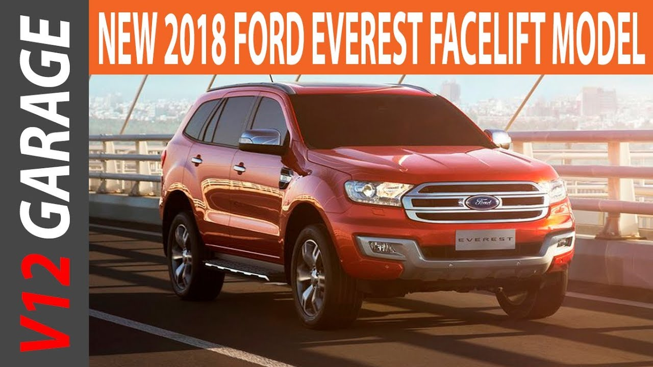Ford Everest Usa >> 2018 Ford Everest USA Changes, Redesign and Review - YouTube