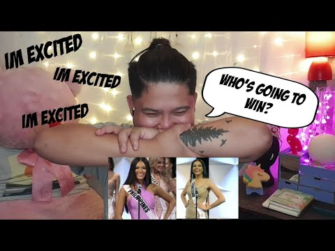 Miss Universe 2019 PRESENTATION REACTION | Jethology