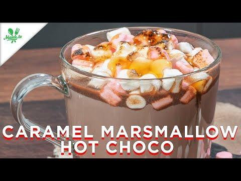 Resep Caramel Marshmallow Hot Choco