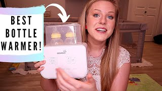 GROWNSY 6 in 1 DOUBLE BABY BOTTLE WARMER & STERILIZER | FULL Product Review & Demonstration