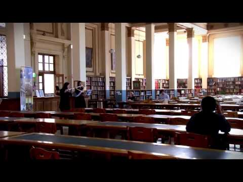 Studying at the University of Adelaide, Australia