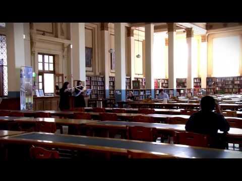 Studying at the University of Adelaide, Australia
