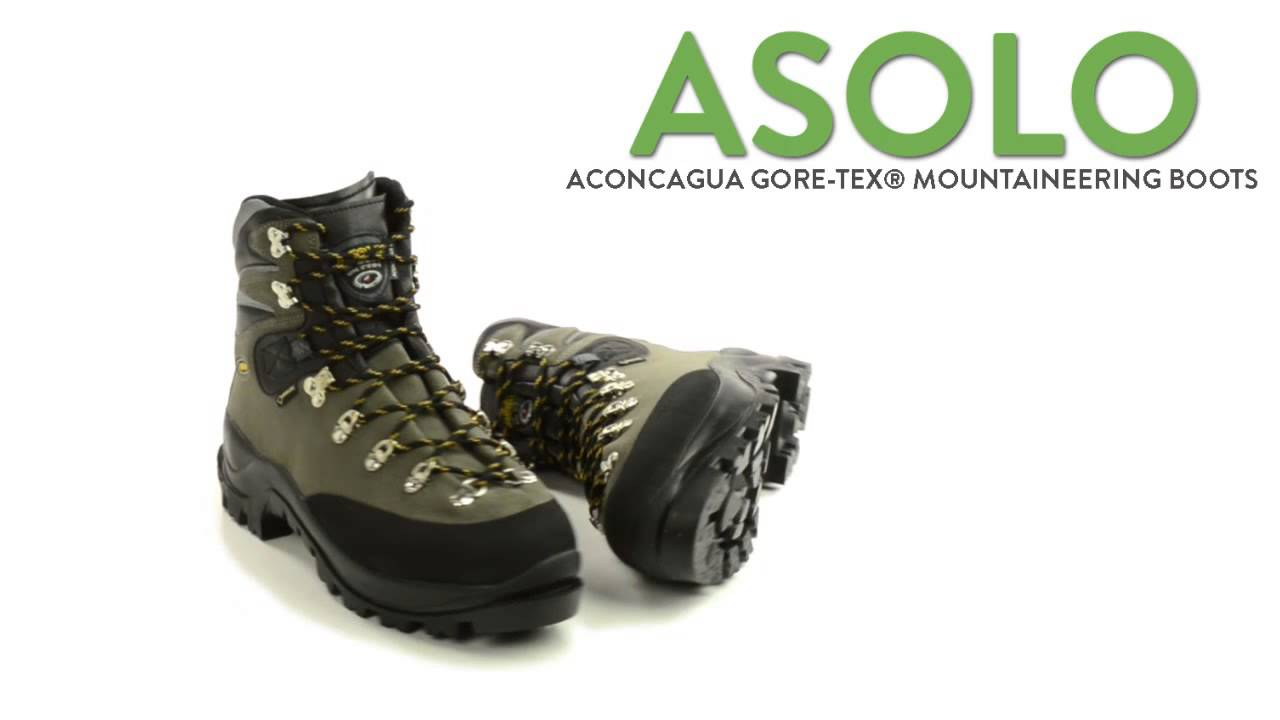 b3d7e8d8 Ботинки Asolo Aconcagua GV MM - Робинзон — магазин товаров для туризма и  спорта