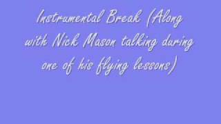 Learning to Fly lyrics