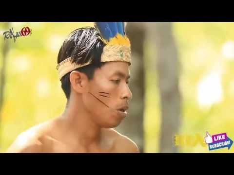 Africa tribes   Tribes life Kamayura people Amazon basin   M