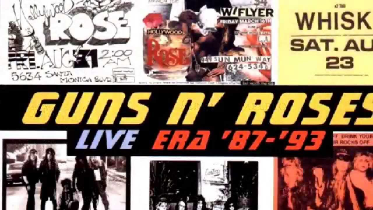 descargar live era 8793 guns n roses mega