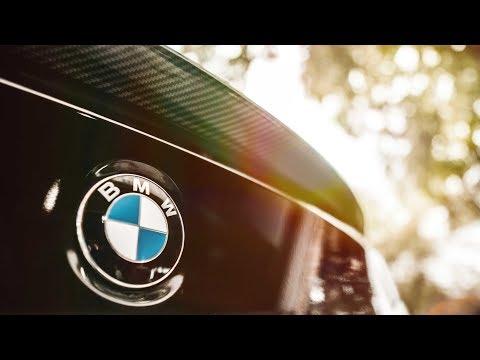 How to Install a CARBON FIBER LIP SPOILER | BMW