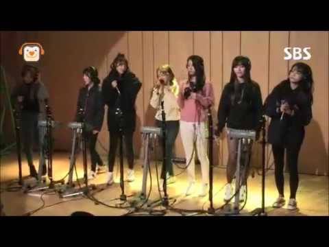 170112 AOA Excuse Me + Good Luck @ SBS Power FM Cultwo Show - Link In Description