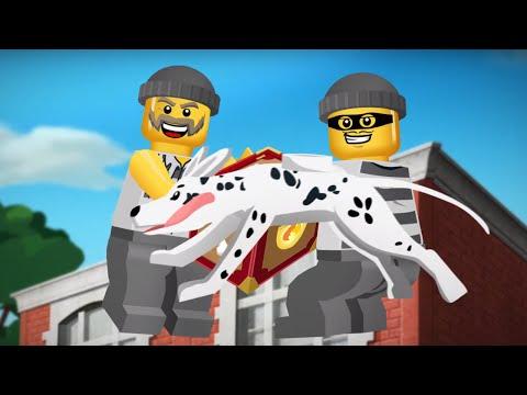 The Big Show - LEGO City - Movie Mixer Mash Up