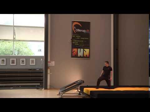 Dobbelt salto (lukket, hofte)