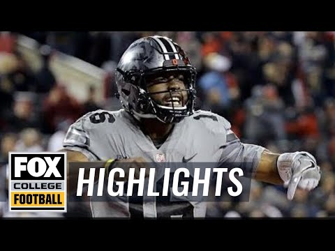 Penn State vs Ohio State | Highlights | FOX COLLEGE FOOTBALL