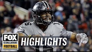 Penn State vs Ohio State | Highlights | FOX COLLEGE FOOTBALL