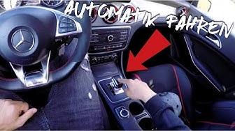 PKW mit Automatikgetriebe fahren, erklärt für Anfänger | POV DRIVE