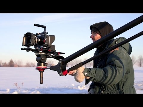 Camera Crane & Jib from CAME