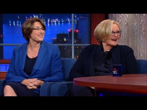 Senators McCaskill & Klobuchar Explain How Women Get Things Done