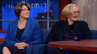 Senators McCaskill & Klobuchar Explain How Women Get Things Done