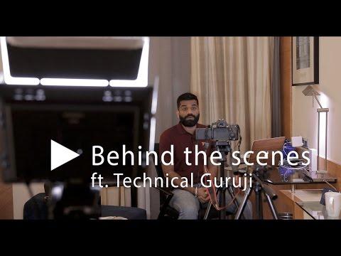 Behind the Scenes With Technical Guruji😎