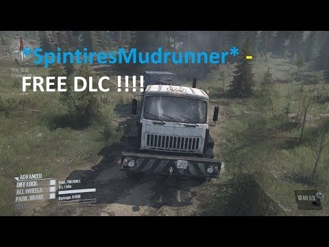 *SpintiresMudrunner* FREE DLC