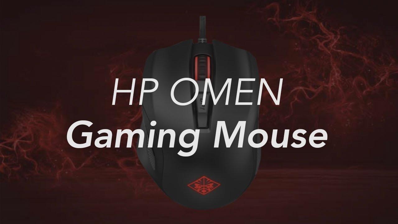 HP OMEN Gaming Mouse » Gadget Flow