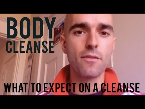 Body Cleanse - What To Expect On A Cleanse