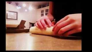 How to make a pillsbury crescent roll